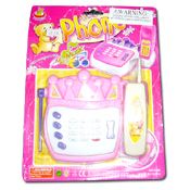 059. Toy Phone Playset