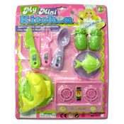062. Mini Kitchen Playset