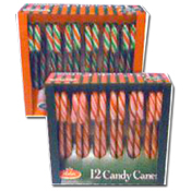 038. Candy Canes - 12 count