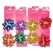 039. Gift Bows - 2pc Assorted