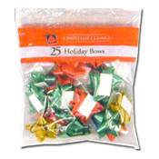 041. Gift Bows - 25 count