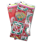 053. Christmas Table Cover - Assorted
