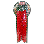 054. Small Christmas Ribbons - 12pc
